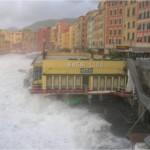 Camogli: mareggiata 30 ottobre 08